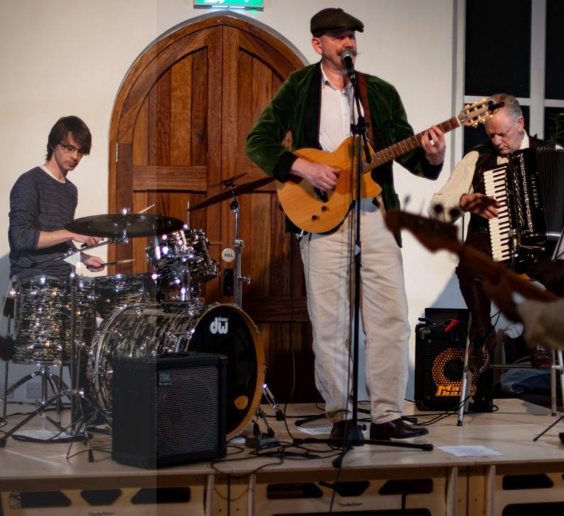 Gypfunk gallic French live band
