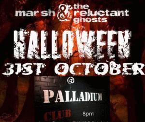 Halloween Bidfors special event at Palladium club
